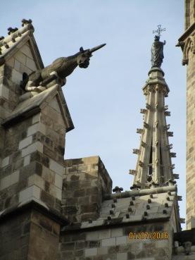 Unicorn Gargoyle